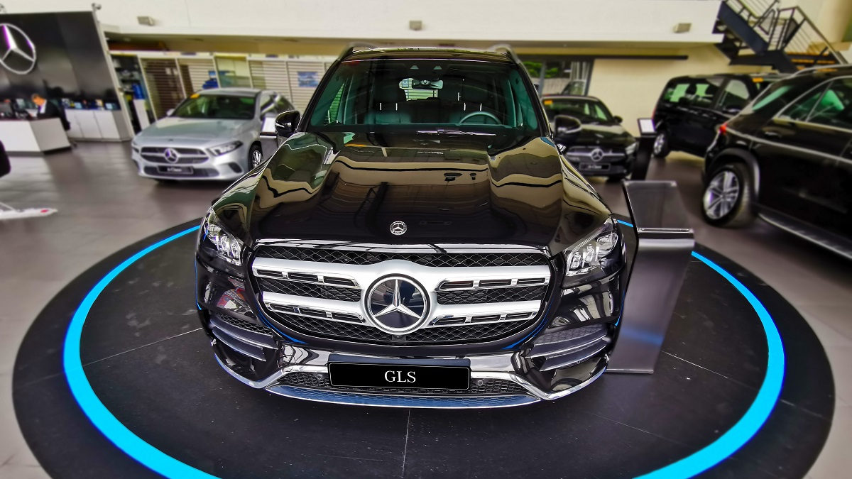 2020 Mercedes Benz Gls 350d Specs Price Features Launch