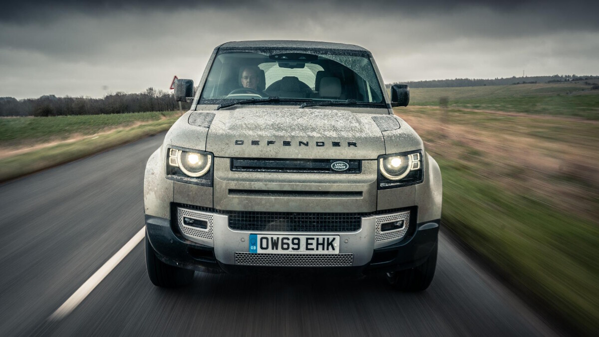 Opinion Suvs Should Be More Like The Land Rover Defender