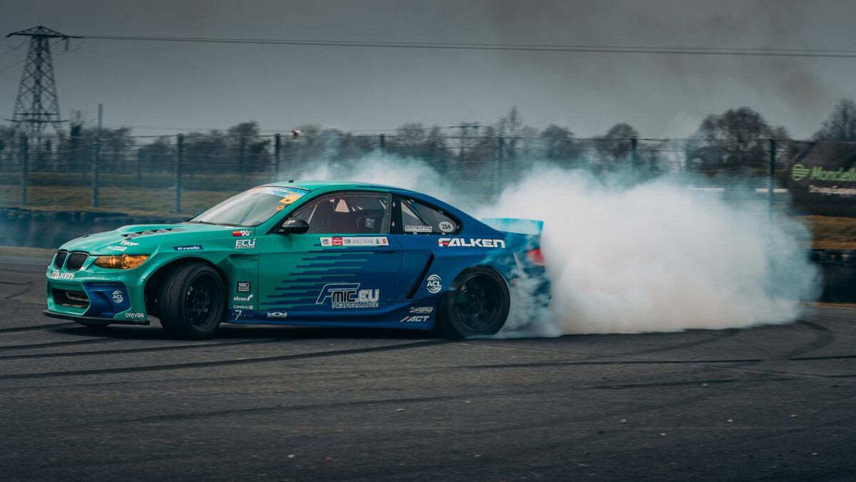 Top Gear Breaks How To Build A Professional Drift Car
