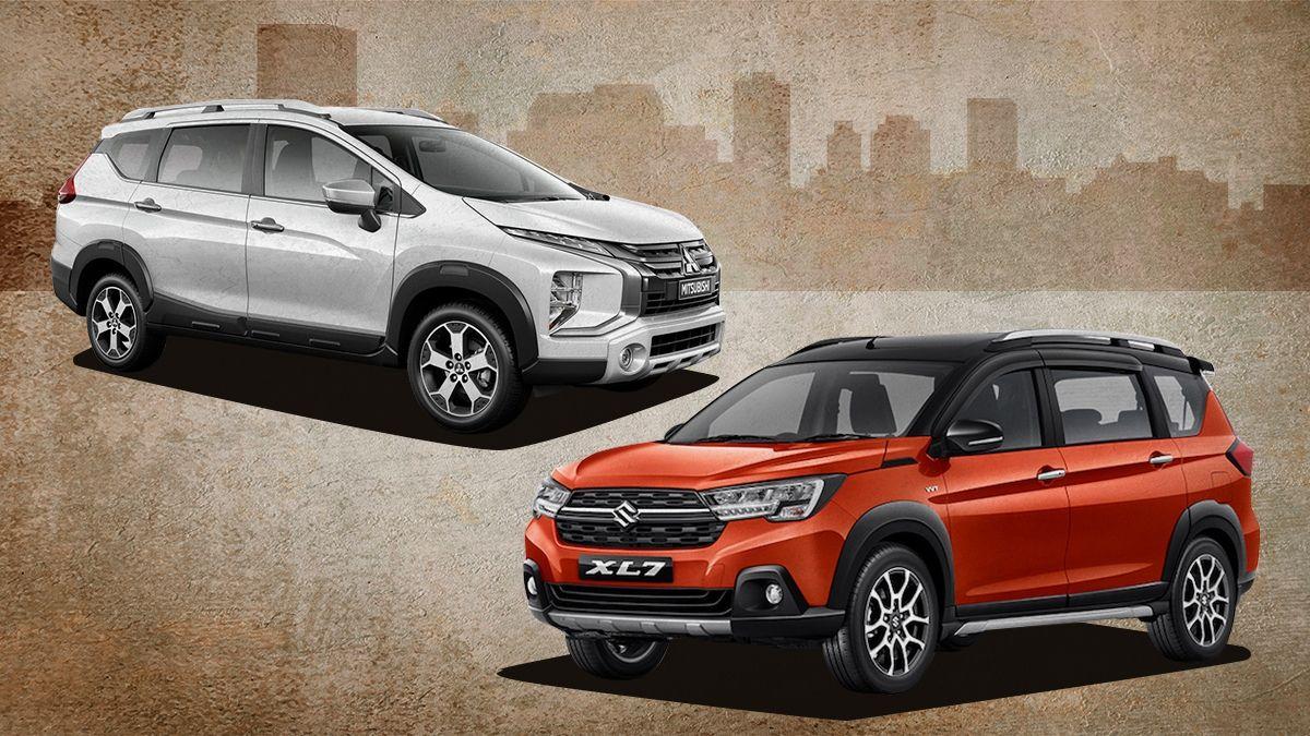 2020 suzuki xl7 mitsubishi xpander cross specs prices comparo top gear philippines