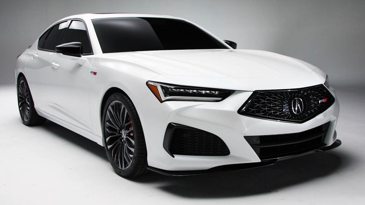 2021 Acura Tlx Type S Specs Features Photos Price