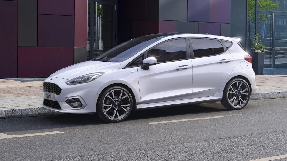 The Ford Fiesta Now Has A Mild Hybrid Variant