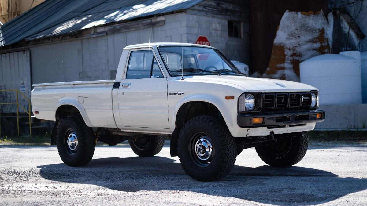 Kelebihan Kekurangan Toyota Hilux 1980 Review