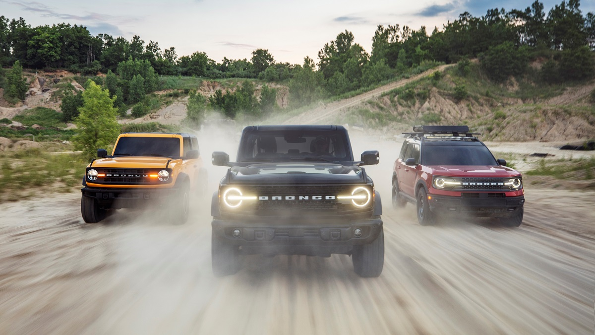 2020 Ford Bronco Specs Price Features Launch
