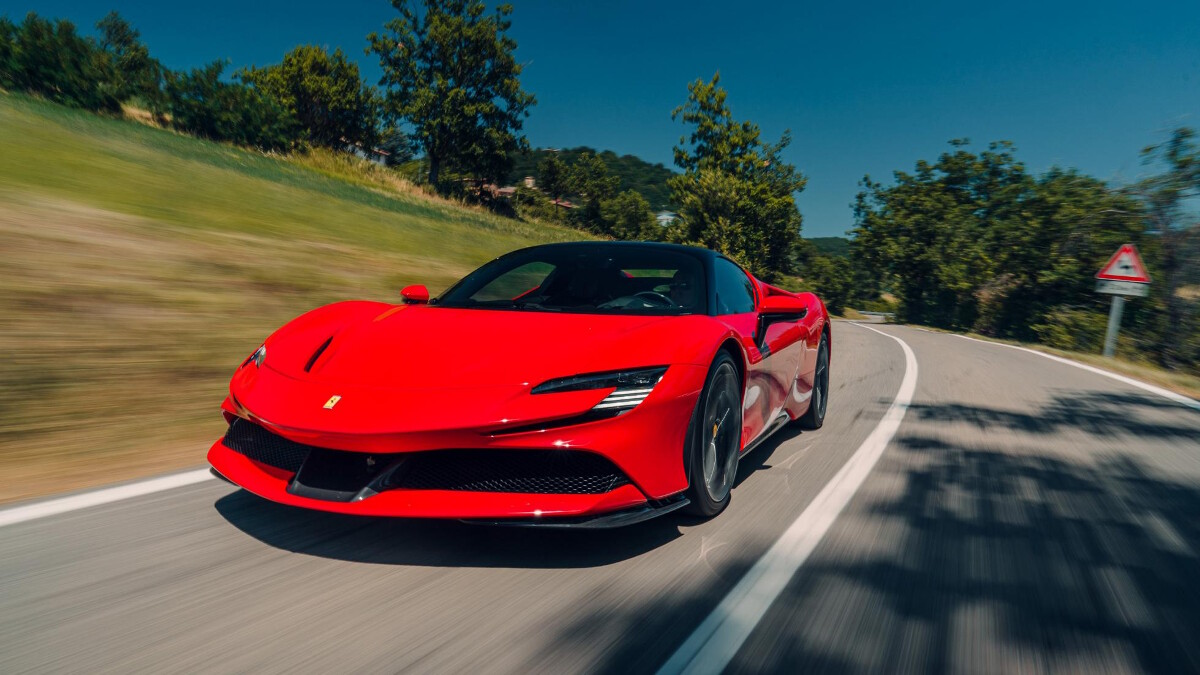 2020 Ferrari Sf90 Stradale Review Price Photos Features Specs