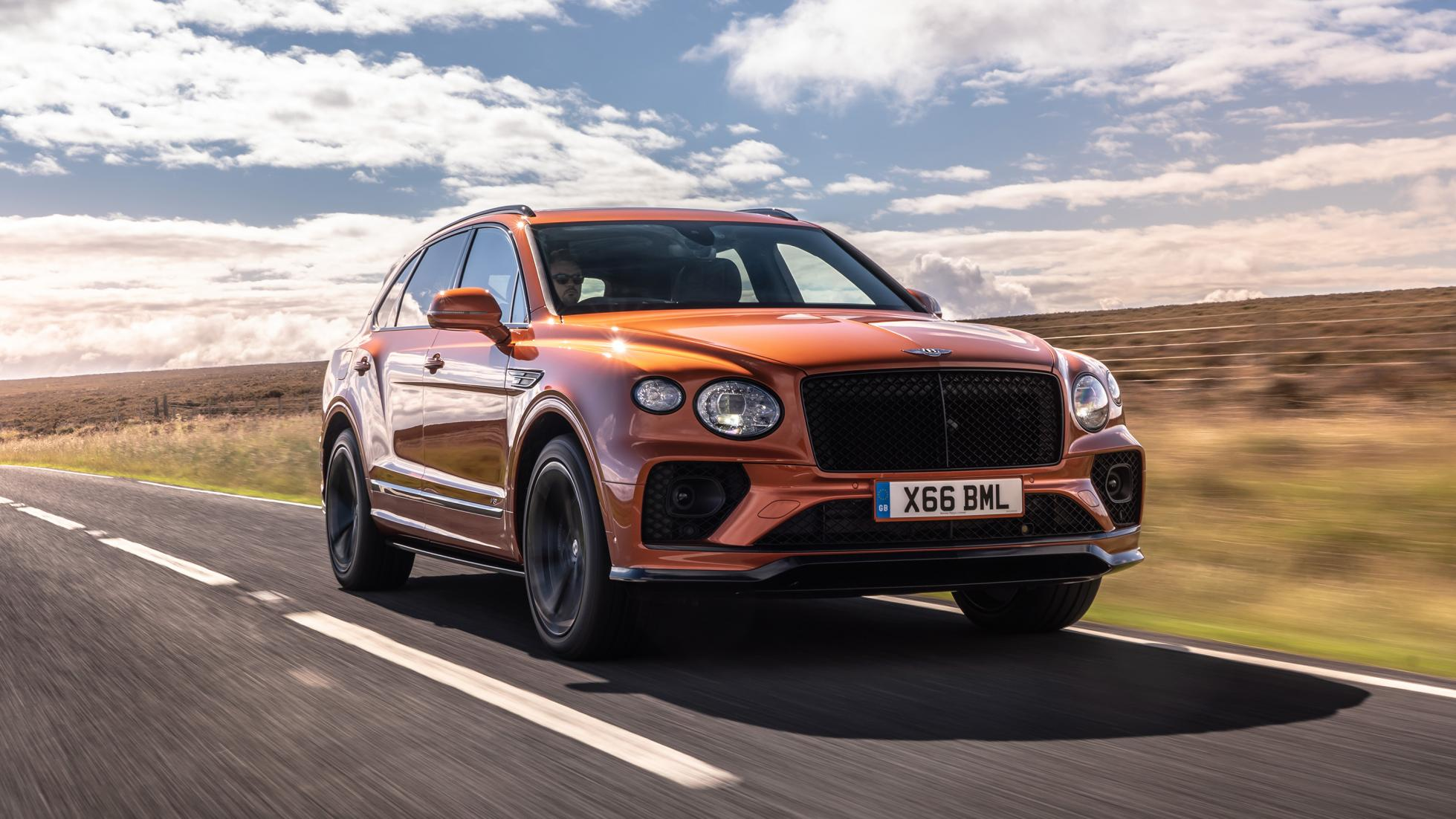 2020 Bentley Bentayga Review Price Photos Features Specs