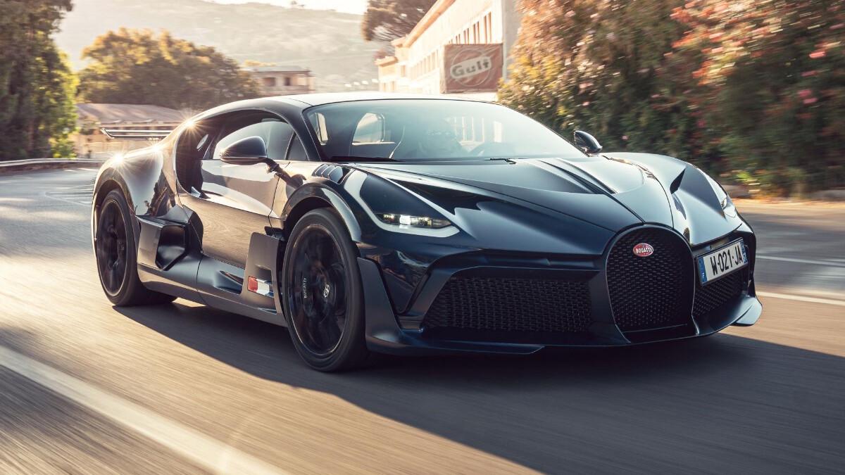 Bugatti Divo Review Price Photos Features Specs