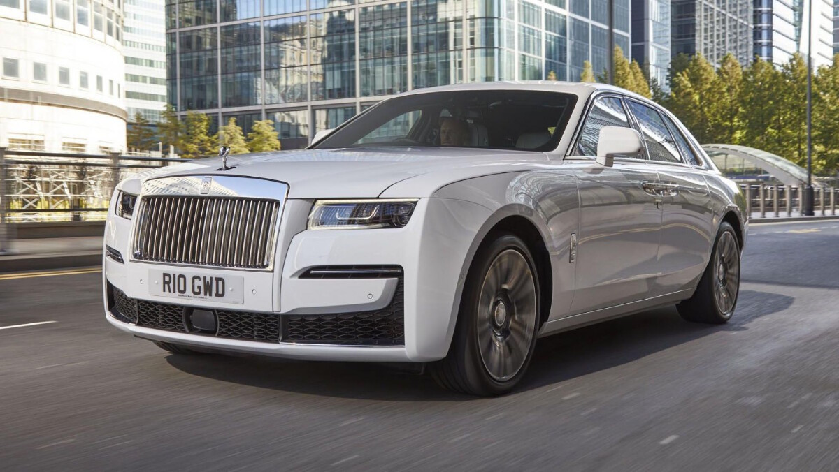 2020 Rolls-Royce Ghost: Review, Price, Photos, Features, Specs