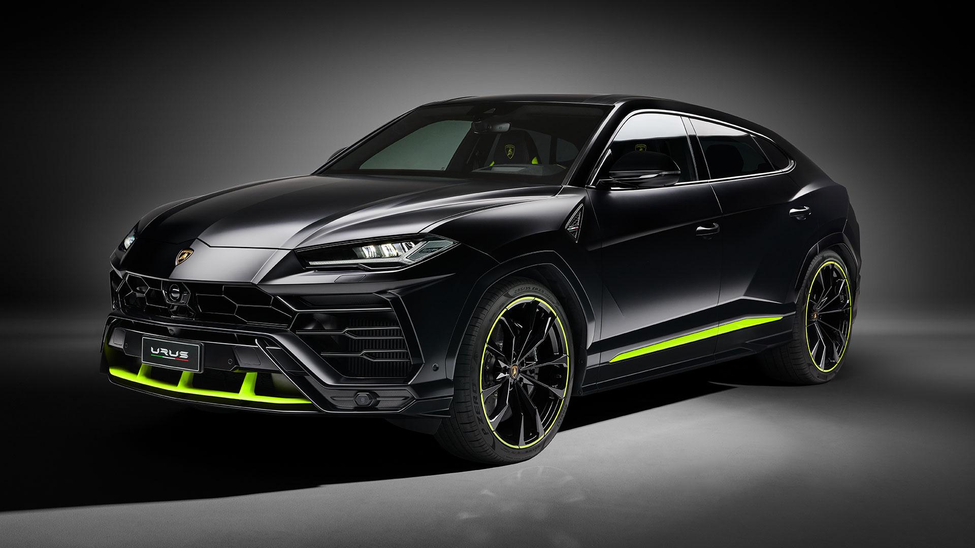 2020 Lamborghini Urus Graphite Capsule Specs Price Features
