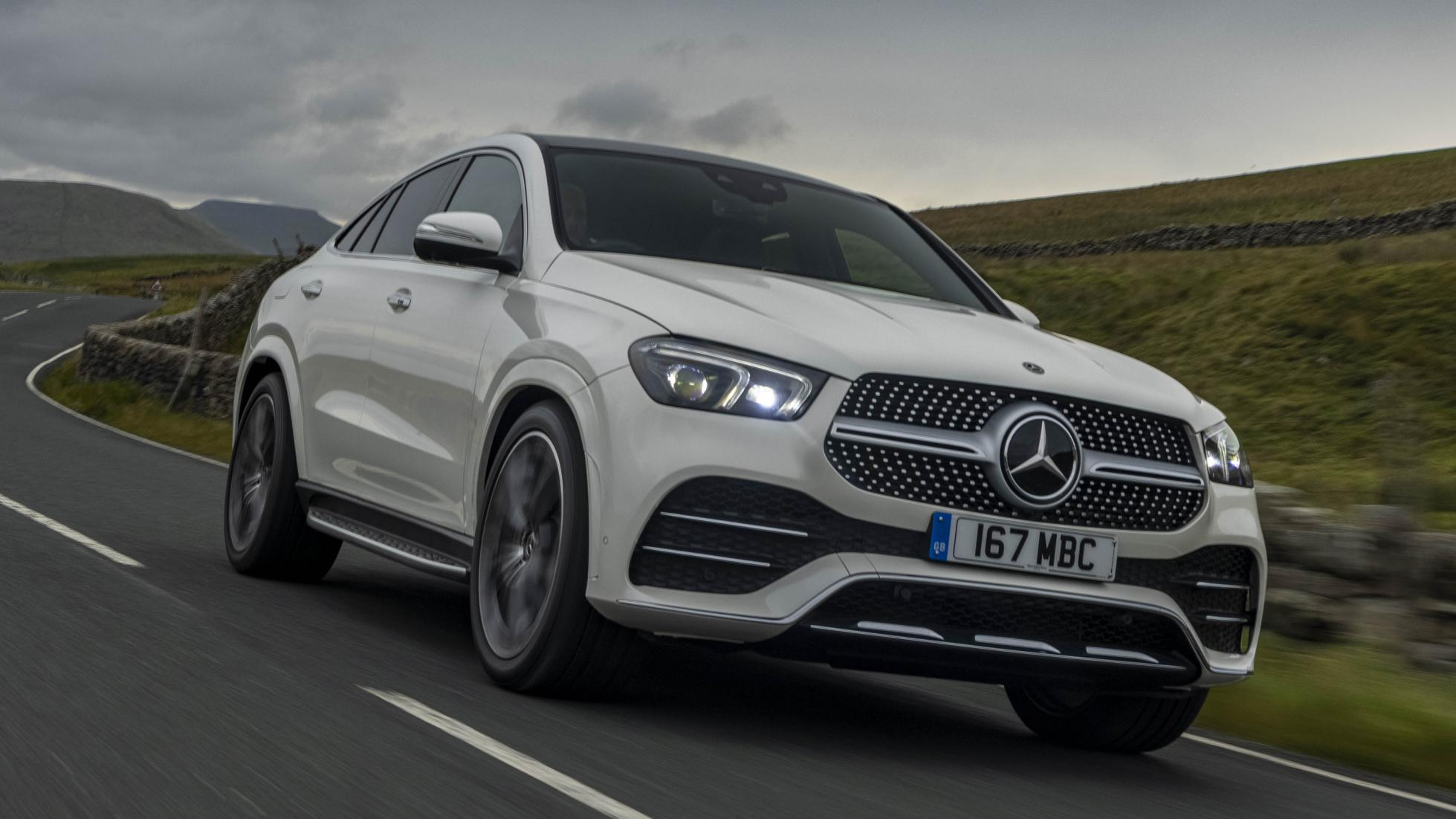 2020 Mercedes Benz Gle Coupe Review Price Features Specs