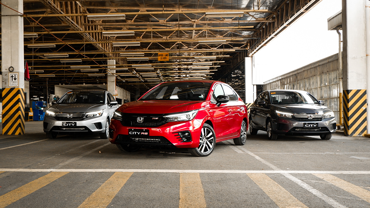 2021 Honda City Specs Prices Features