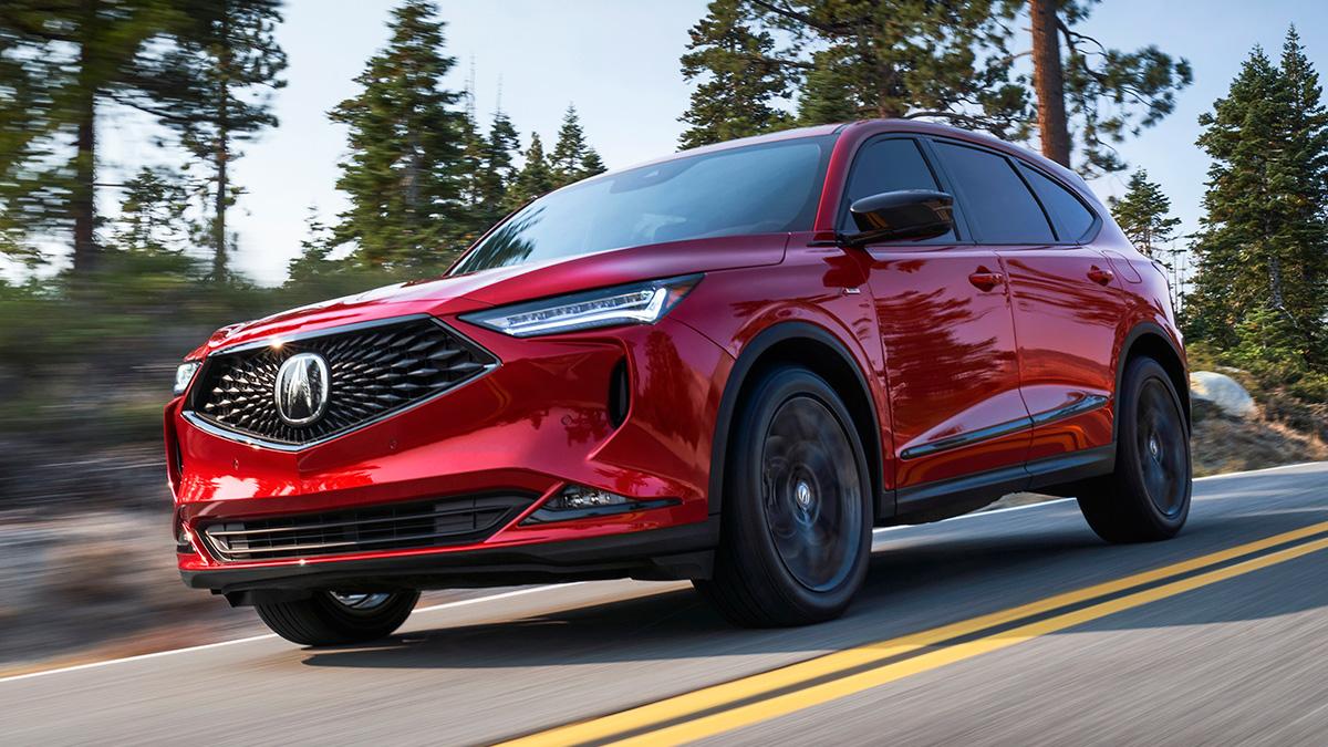 2021 Acura Mdx Specs Prices Features