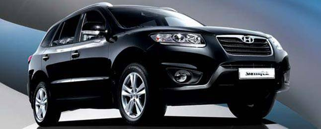 Summit City Chevrolet >> 2010 Hyundai Santa Fe hits Philippine showrooms