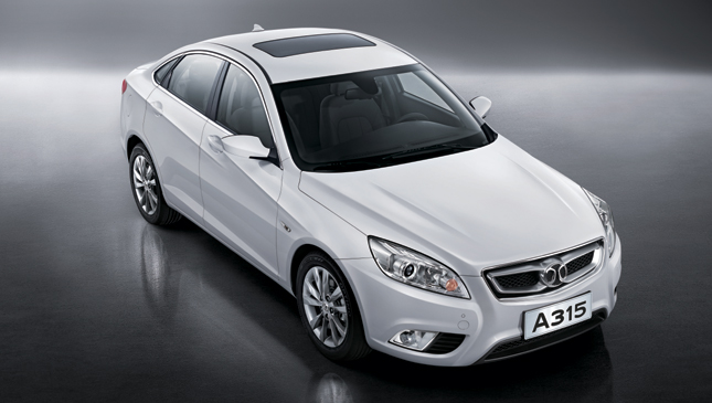 Chinese carmaker BAIC to expand Philippine dealer network