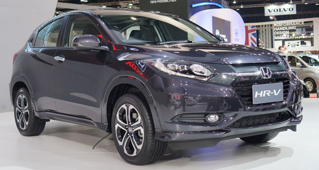 We Have A Hunch We Ll Be Seeing Honda Mobilio And Hr V In The