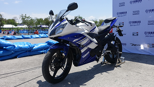 Yamaha R15 Price - Yamaha YZF R15 Features