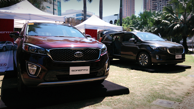 Kia Philippines Launched The All New Sorento And Grand Carnival