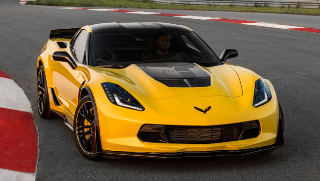 Chevrolet Releases The Truly Badass Corvette Z06 C7r