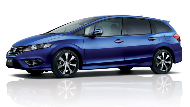 Honda Jade Is For Dads Who Think Mobilio Is Too Tame