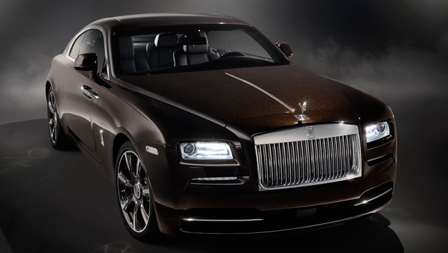 Bose Sound System >> This Rolls-Royce Wraith probably has the finest audio system in the world