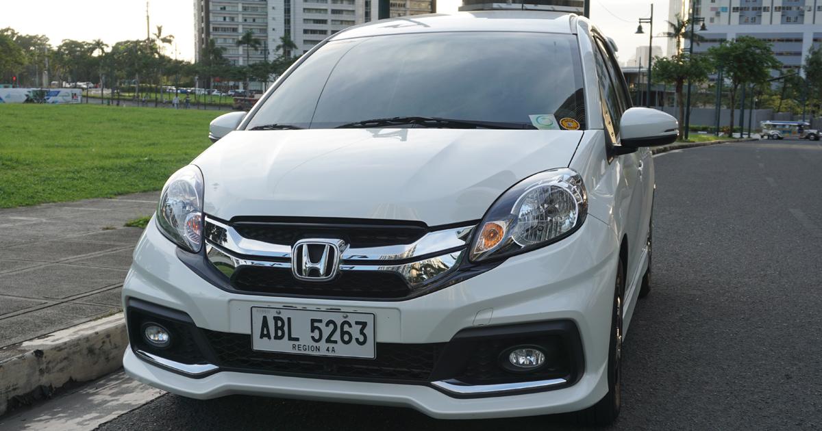 Honda Mobilio 2015 Philippines Review Specs Amp Price