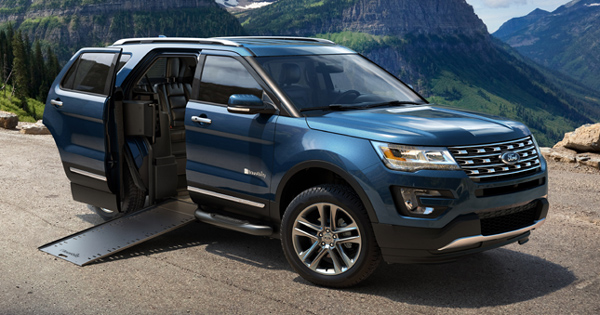 Ford Explorer Models >> The Ford Explorer-based BraunAbility MXV is the ultimate PWD-friendly SUV