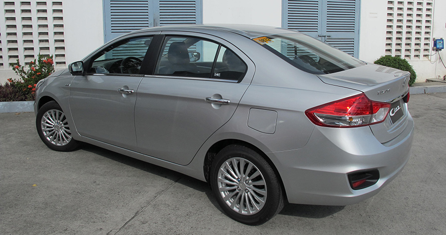 21 Images The Suzuki Ciaz Glx Variant Inside And Out