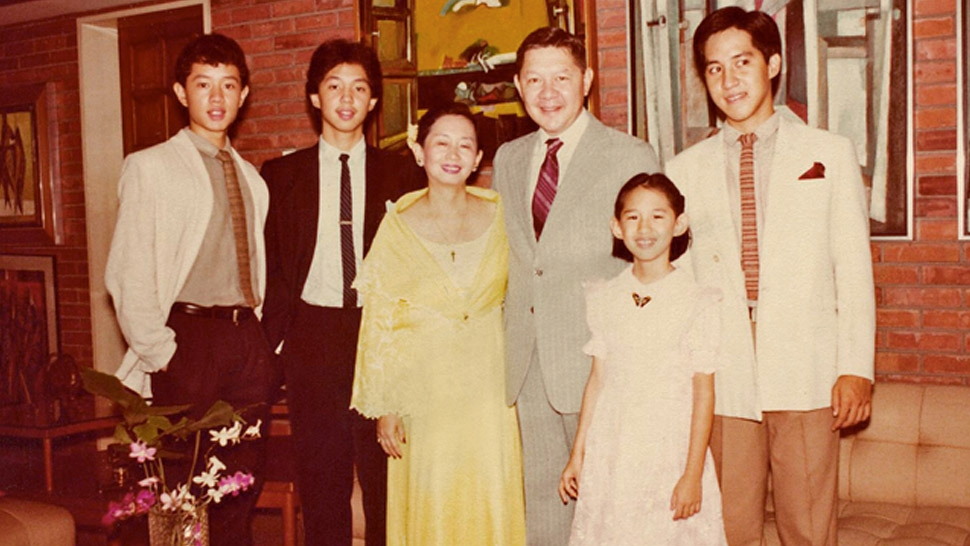 The Most Inspiring Families Of The Philippines