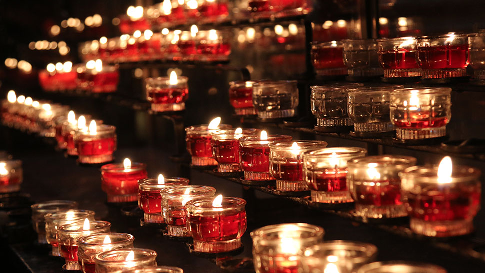 Why Do People Light Candles for the Dead?