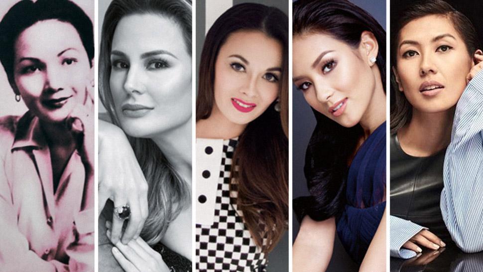 It' Girls of Manila Through the Years