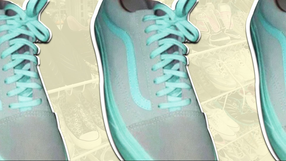 7362fda7b548c0 Gray or Pink  The Internet Argues Over the Color of These Sneakers