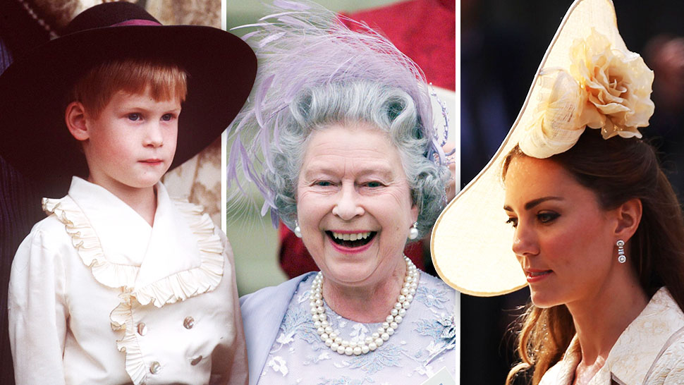 Royal Wedding Time.The Biggest And Best Royal Wedding Hats Of All Time