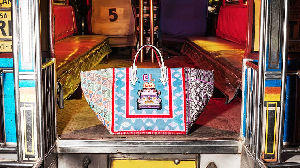 04b82a0fdce The Inside Story Behind Christian Louboutin s Manila-Inspired Bags