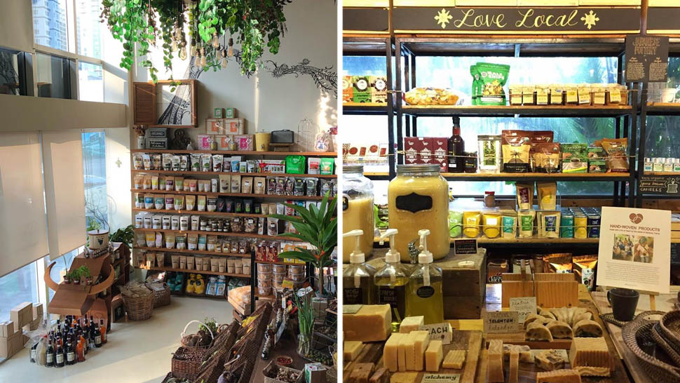 Excellent 8 Shops In Manila For Your Everyday Organic Needs Home Interior And Landscaping Transignezvosmurscom