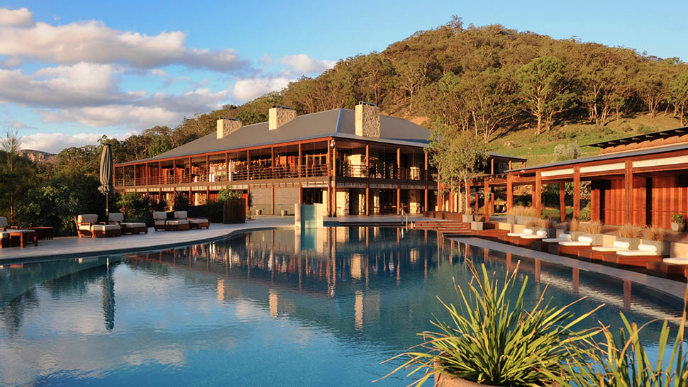 The Weekly Covet A Secluded Villa Nestled Remotely In The