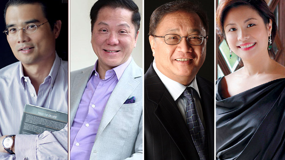 Most Powerful Business Leaders in the Philippines - The T&C