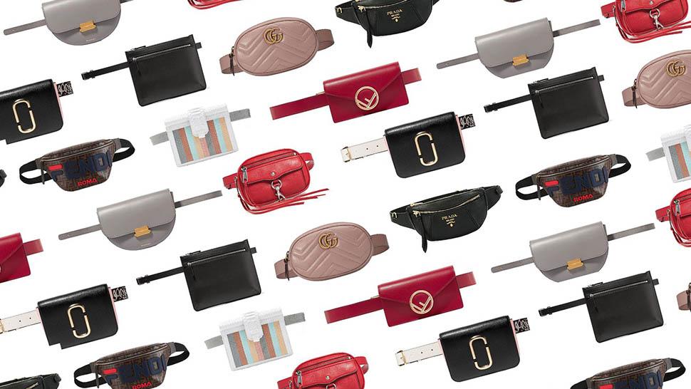 327748878 11 Cute Designer Fanny Packs - Stylish Belt Bags Making a Comeback