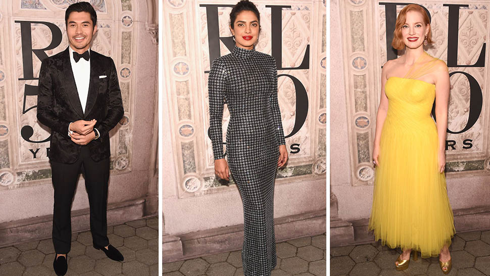 f6338564 From Oprah to Kanye, Every A-Lister Showed Up For Ralph Lauren's 50th  Anniversary Show