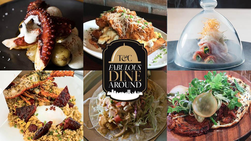 61 Best Restaurants In Metro Manila Tcs Fabulous Dine Around