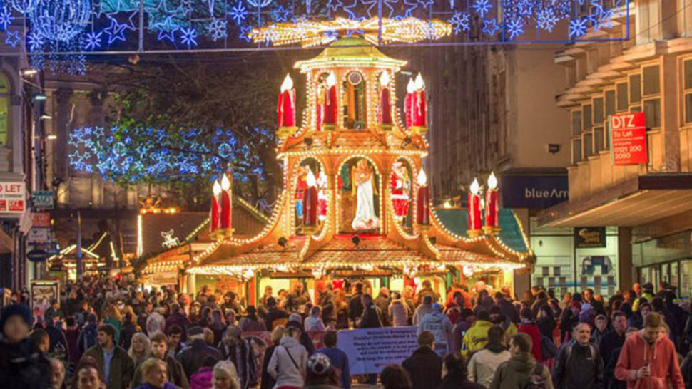 United Kingdom Christmas.Top 10 Christmas Markets To Visit In The United Kingdom