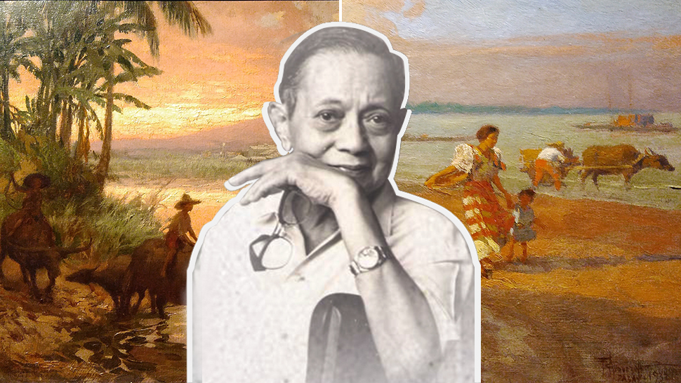 The Life and Career of Fernando Amorsolo, The Philippines