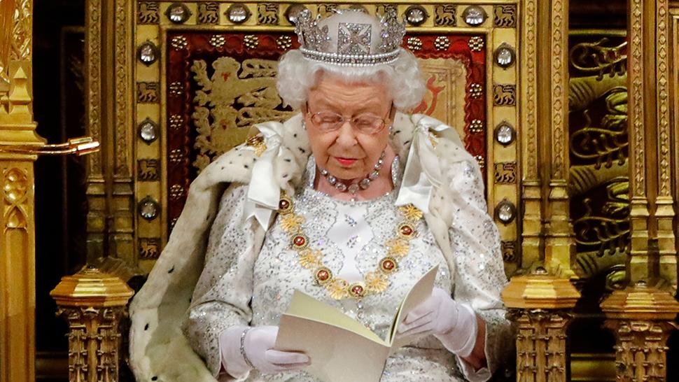 queen's speech - photo #5