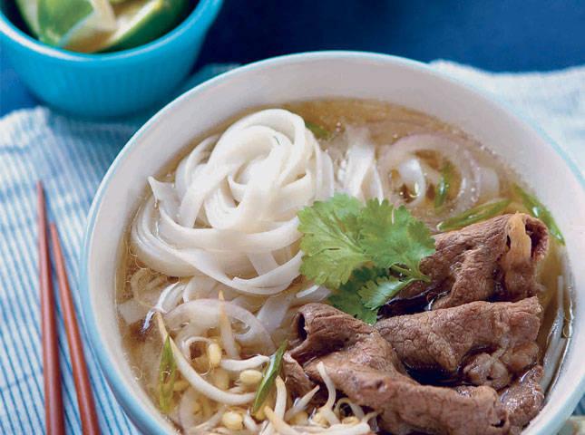 Pho Bo Beef Pho Noodle Soup