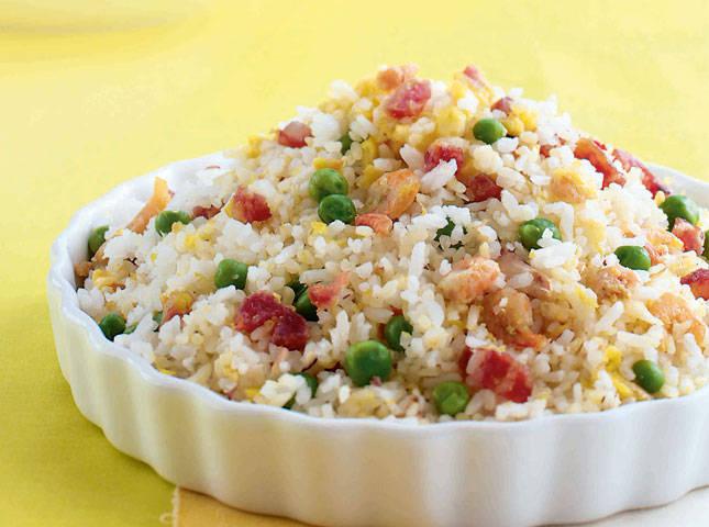 Yang Chow Fried Rice Recipe: How to Make Yang Chow Fried Rice Young Chow Fried Rice