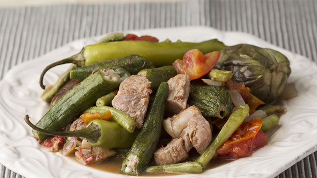 Pinoy Pinakbet Recipe