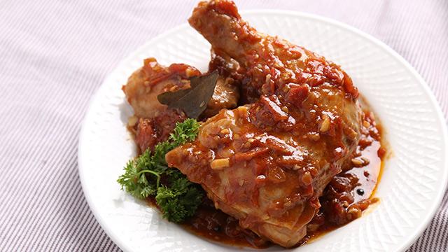 Kapampangan Chicken Asado Recipe How To Cook Chicken Asado