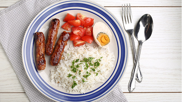 Wake Up Smiling With All Your Favorite Silog Combos
