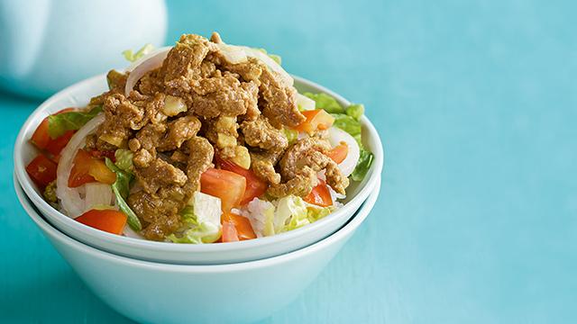 Beef Shawarma Rice Recipe