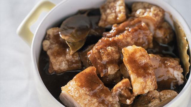 Lechon Kawali Paksiw Recipe