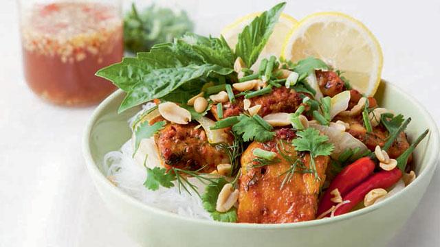 Fish With Dill Cha Ca La Vong Recipe
